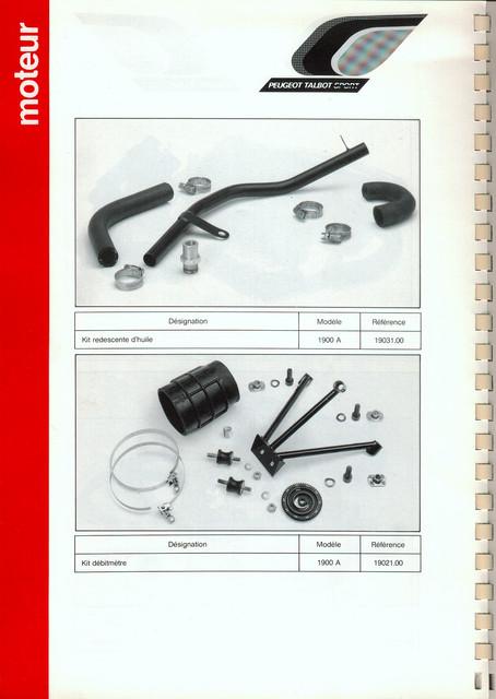 Catalogue PTS pièces compétition - 205 GTI 1600-1900 gr. N/A PTS-Moteur-7