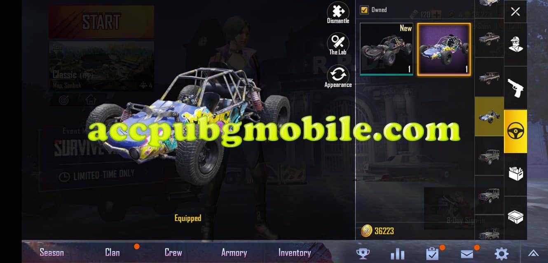 Tai Khoản 5084 Chưa Rank Shop ạcc Pubg Mobile - acc pubg mobile 5084