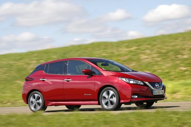 Nissan LEAF accessible Dès 16.990 € Pour Célébrer Ses 10 Ans  426230178-3-6-source
