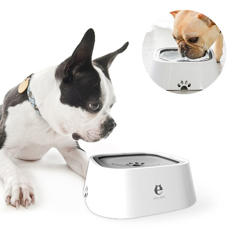 0-Huisdier-Water-Kom-Slow-Water-Feeder-Dispenser-1-5-L-No-Spill-Voertuig-Uitgevoerd-Hond-Drijvende-D