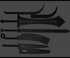 Tenfold Weapons/Новое оружие (RU)