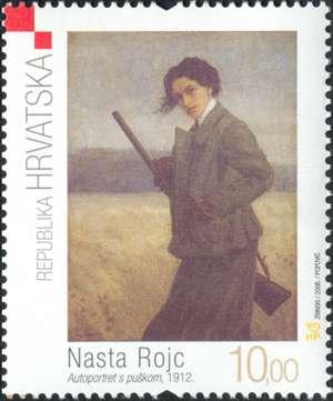 2006. year HRVATSKO-MODERNO-SLIKARSTVO-NASTA-ROJC-1883-1964