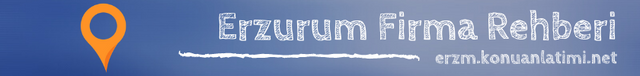Erzurum-Firma-Rehberi