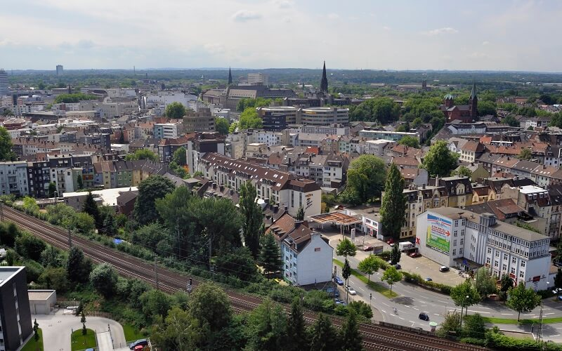 Bochum city photo
