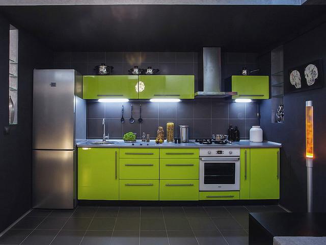 линейная кухня