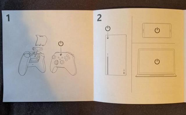 Xbox Series S 手把疑似洩露 Image