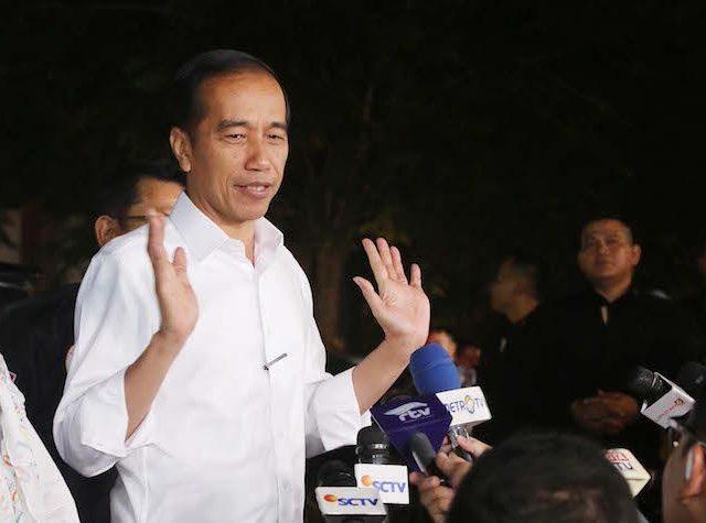 Inilah Alasan Jokowi Tidak Datang Laga Final Piala Presiden 2019