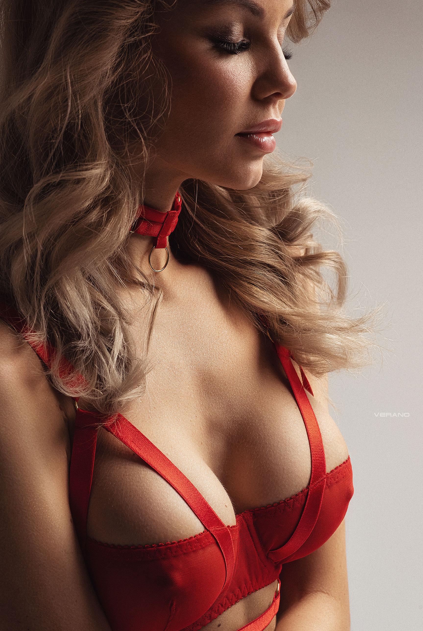 Ангелина в сексуальном нижнем белье Misstease / фото 08