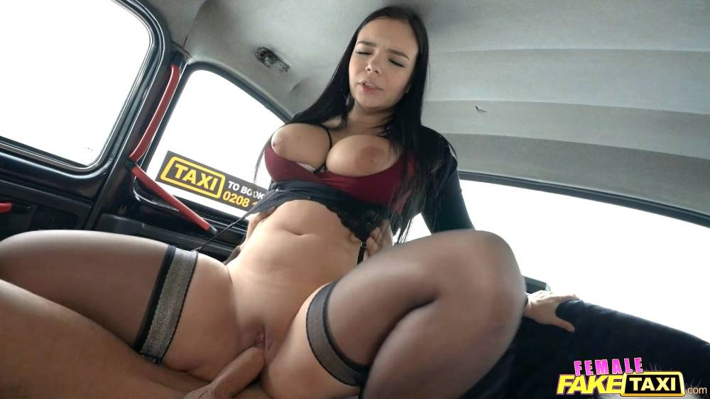 Sofia Lee, Megur – Anal Gaping On The Backseat – Female Fake Taxi – FakeHub