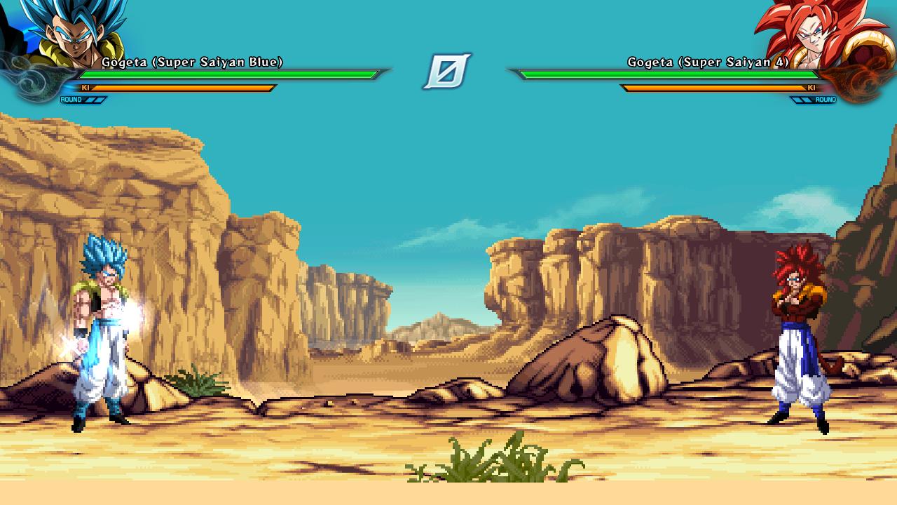 DRAGON BALL Z: ULTIMATE FIGHTER 2 Mugen011