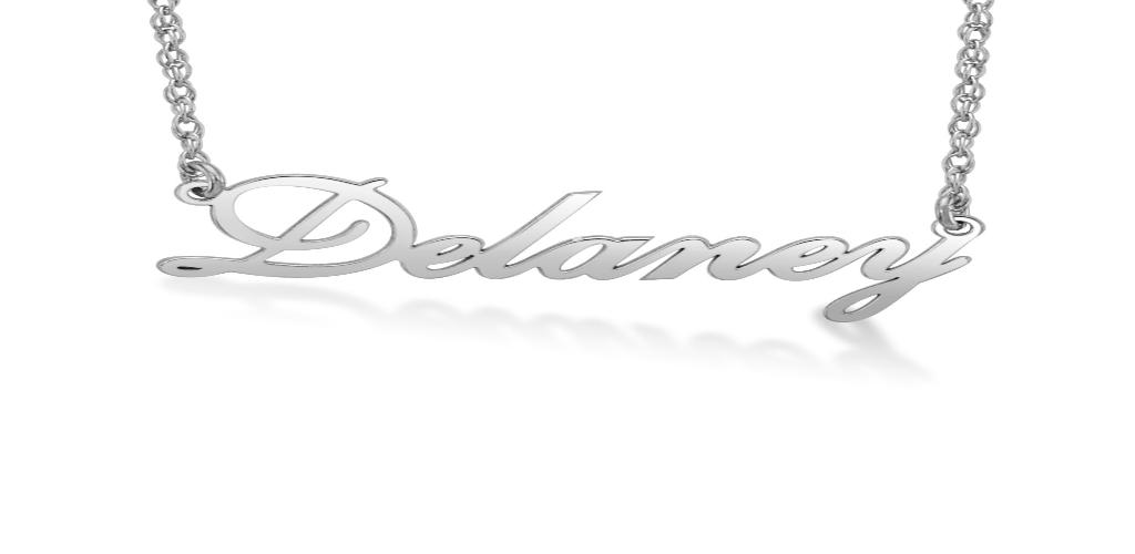 Real Silver Necklaces