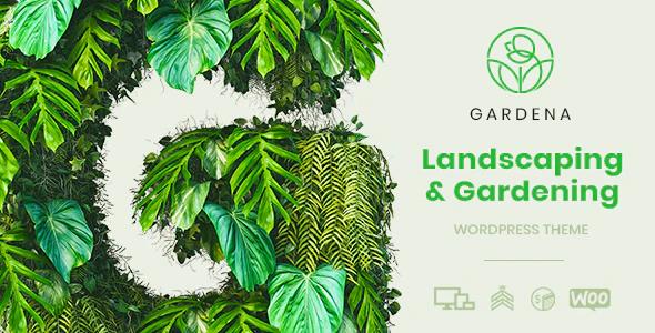 ThemeForest - Gardena v1.0.1 - Landscaping & Gardening - 24971203