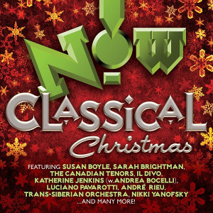 Compilations incluant des chansons de Libera Now-Classical-Christmas-300