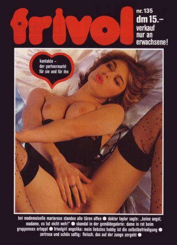 Cover: Frivol No 135