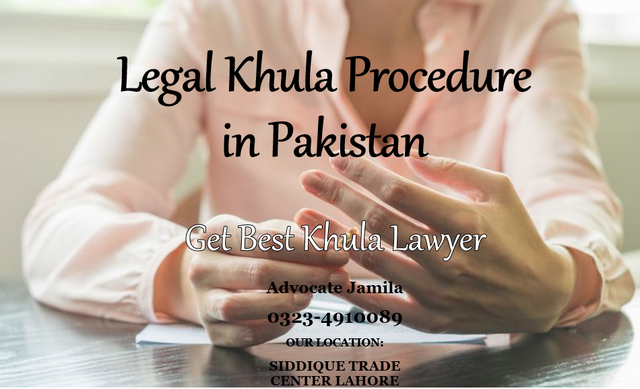 Let Know Khula Procedure For Overseas Pakistani (2021) Legally By Lawyers in Lahore