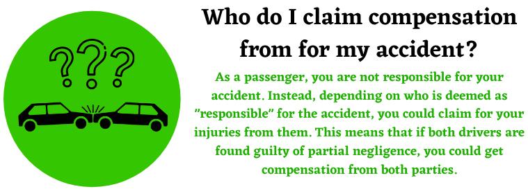 passenger compensation help