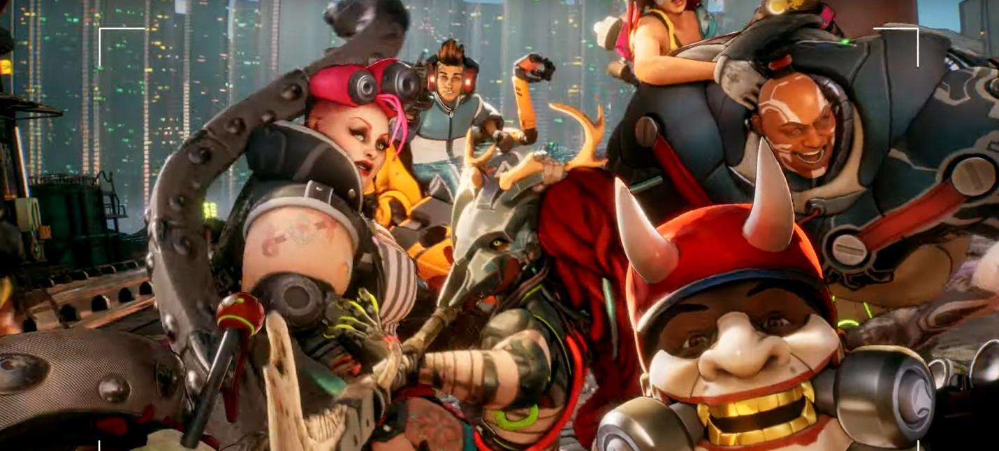 E3 2019: Официальный анонс и трейлер Bleeding Edge — новая игра от Ninja Theory