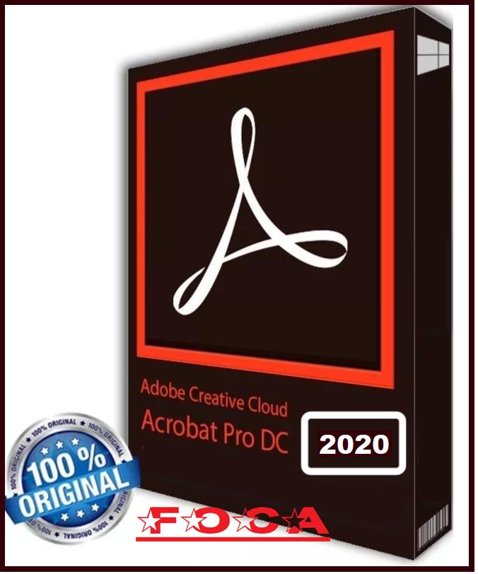 Adobe Acrobat Pro DC 2020.009.20065 RePack [Multilenguaje] [UL.IO] Image