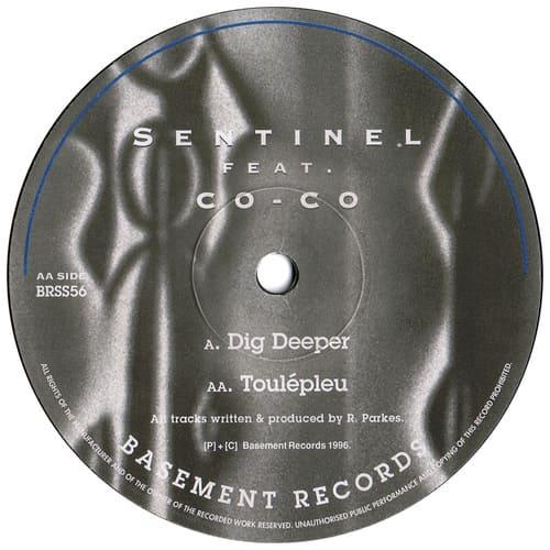 Download The Sentinel - Dig Deeper / Toulepleu mp3