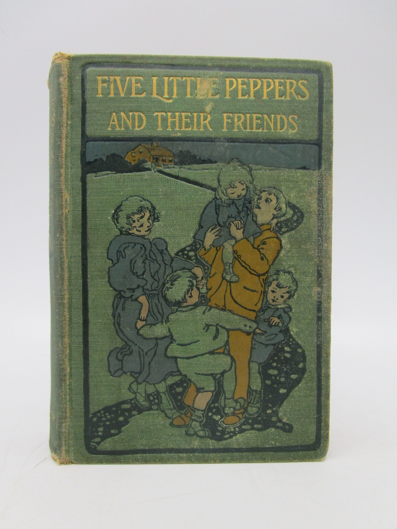 Image for Five Little Peppers and Their Friends