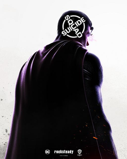 Rocksteady工作室公開《自殺突擊隊》遊戲,將於8月22日的DC Fandome活動上正式發表 Image