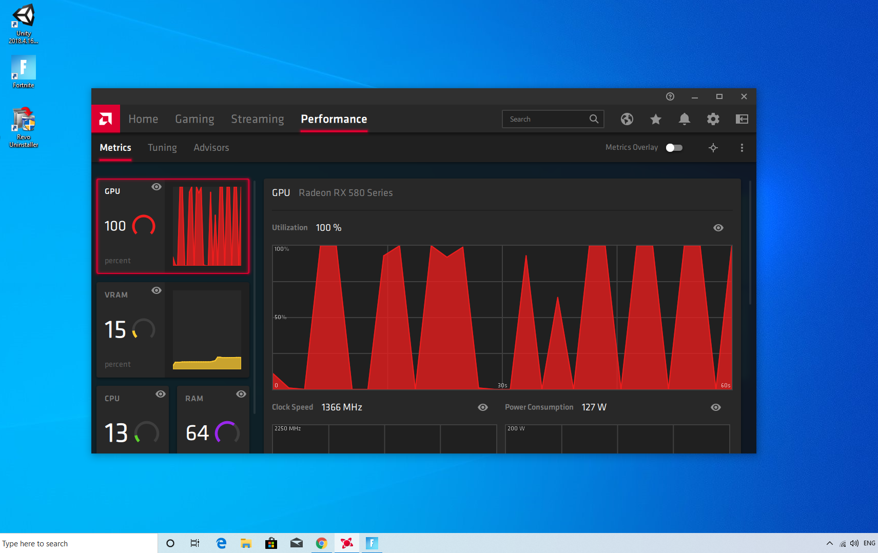 Question Gpu Usage Spikes From 0 To 100 Sapphire Rx 580 8gb How Can I Fix This Tom S Hardware Forum