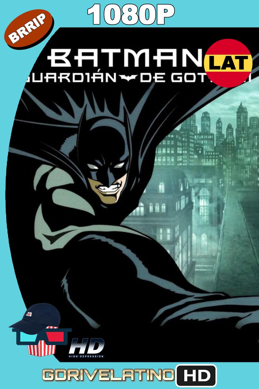 Batman: El Caballero de Ciudad Gótica (2008) BRRip 1080p Latino-Inglés-Japonés MKV