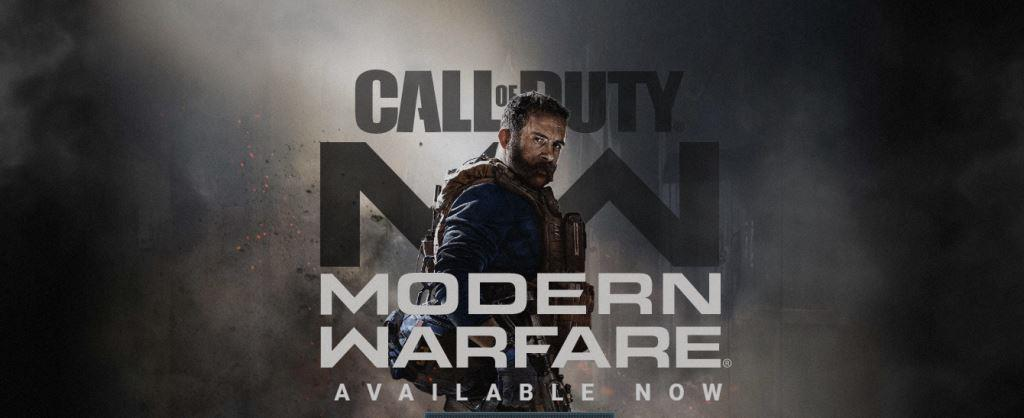 Call of Duty: Modern Warfare is one of the best online games for pro players