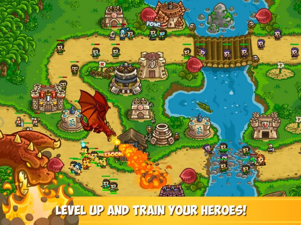 Kingdom Rush Frontiers – Tower Defense Game 4