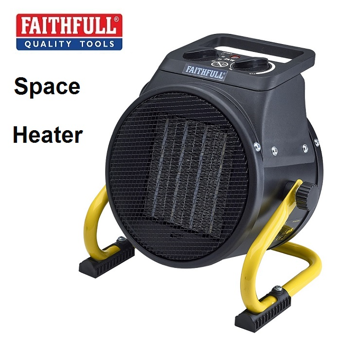 Faithfull-XMS19-HEAT2-KWCeramic-Fan-Heater-Spade-2kw