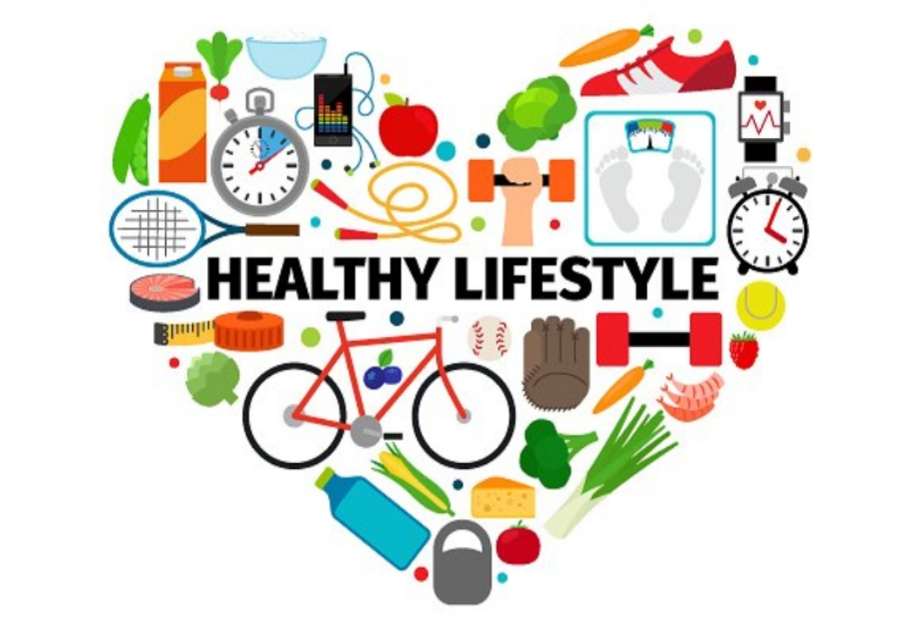 Health Nutrition Lifestyle Kirei-Kenkou