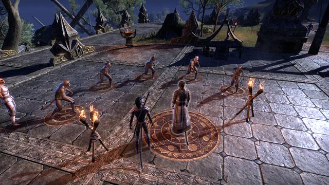 No Necromancer Class For Elsweyr Elder Scrolls Online