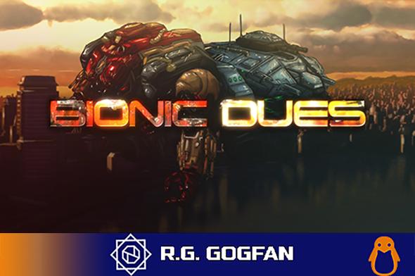 Bionic Dues (Arcen Games) (ENG) [DL GOG] / [Linux]