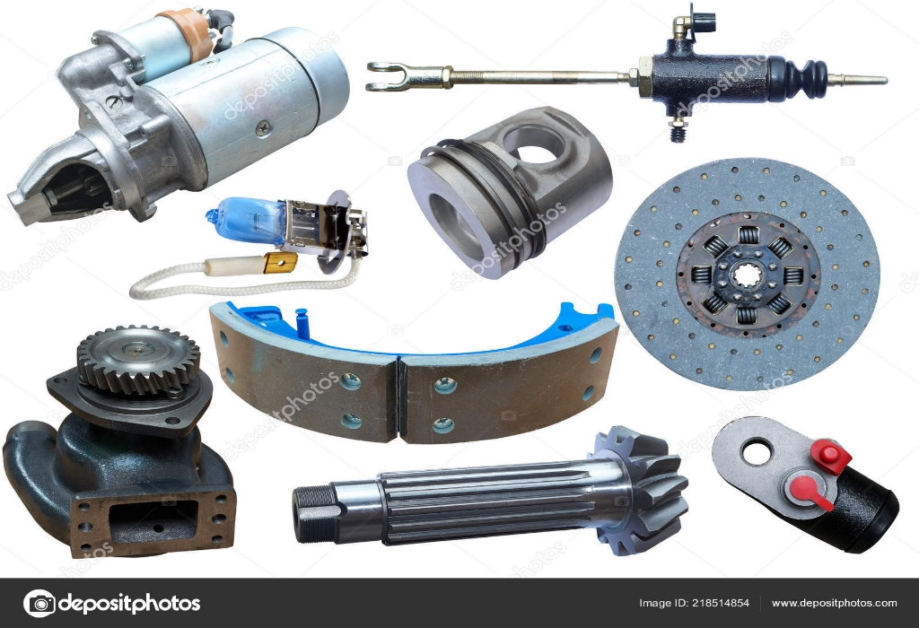 Designed Spare Parts