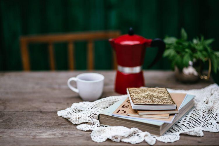 kawa książka