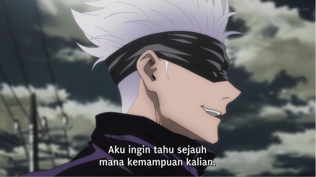 Jujutsu Kaisen Episode 3 Subtitle Indonesia