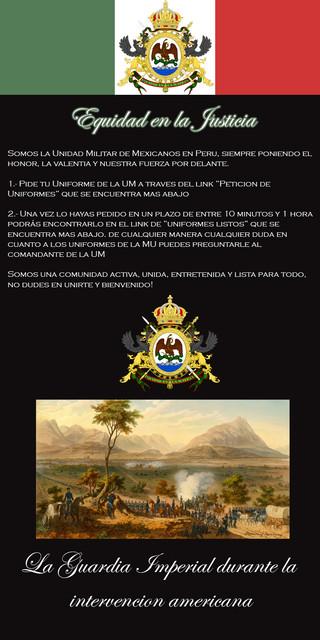 Guardia-Imperial-Mexicana-Bienvenida