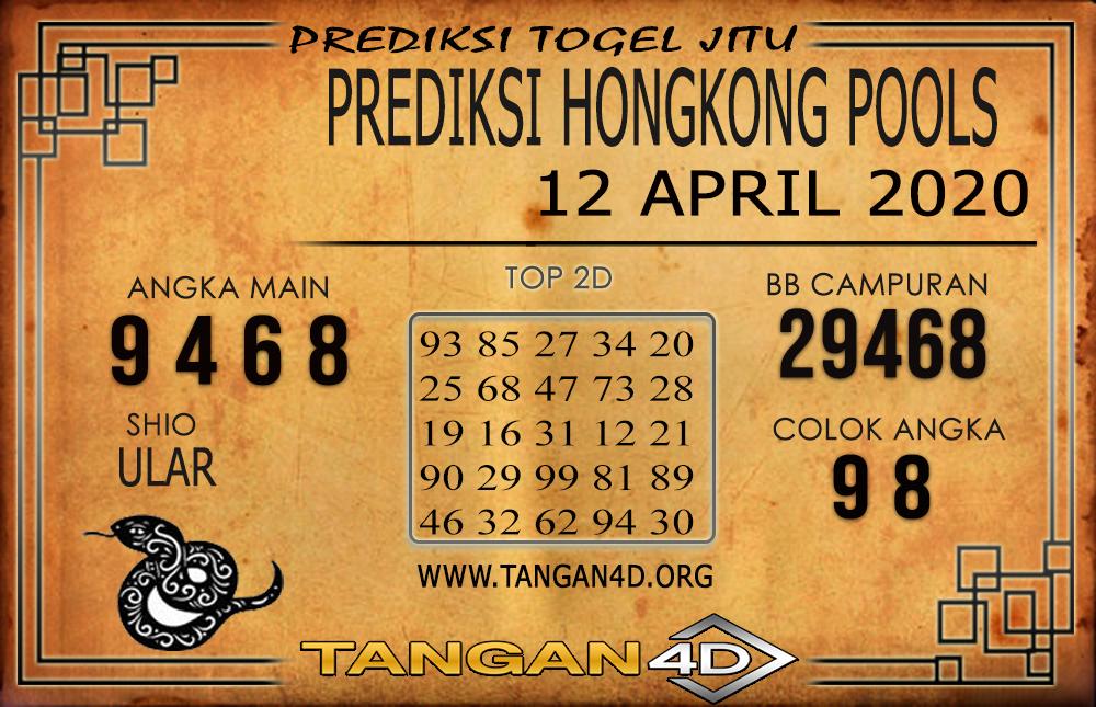 PREDIKSI TOGEL HONGKONG TANGAN4D 12 APRIL 2020