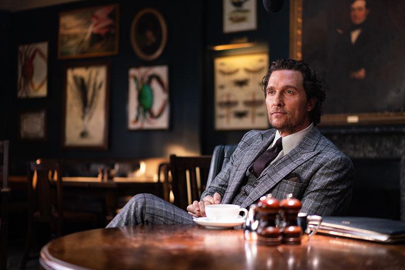 Matthew McConaughey. Imagen: Miramax