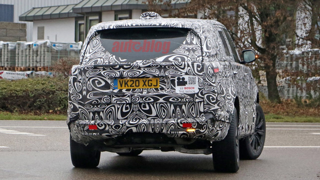 2021 - [Land Rover] Range Rover V - Page 2 7-E1-C2-D99-AE00-43-A7-8-A34-9-C613-FB8-DD50