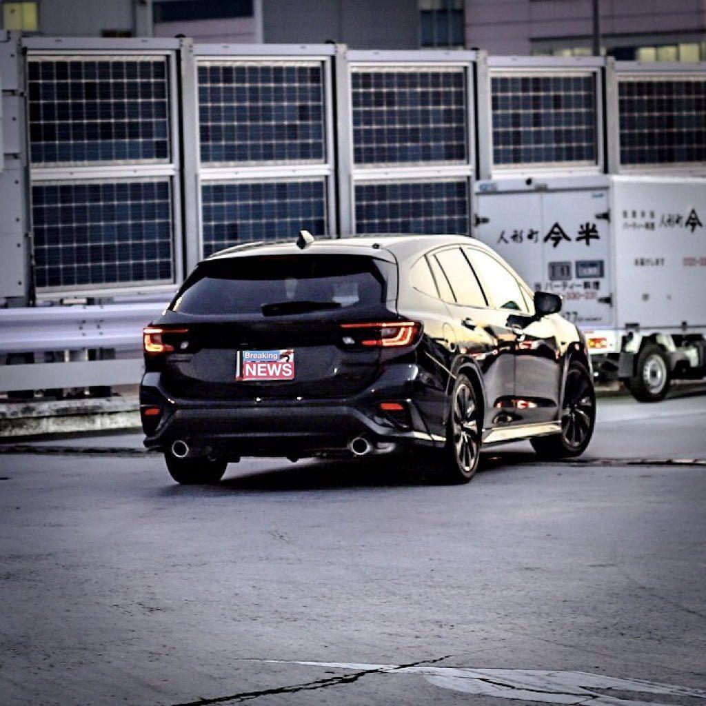 2020 Subaru Levorg II 22