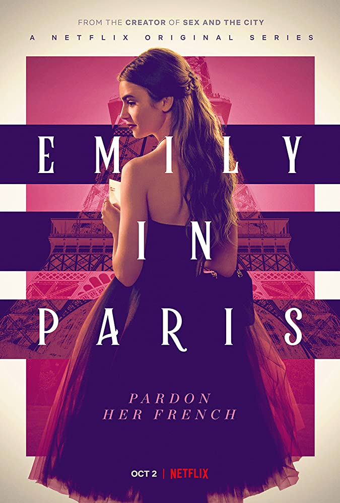 Emily in Paris 2020 S01 Hindi Complete NF Web Series 720p HDRip 1.8GB | 850MB Watch Online