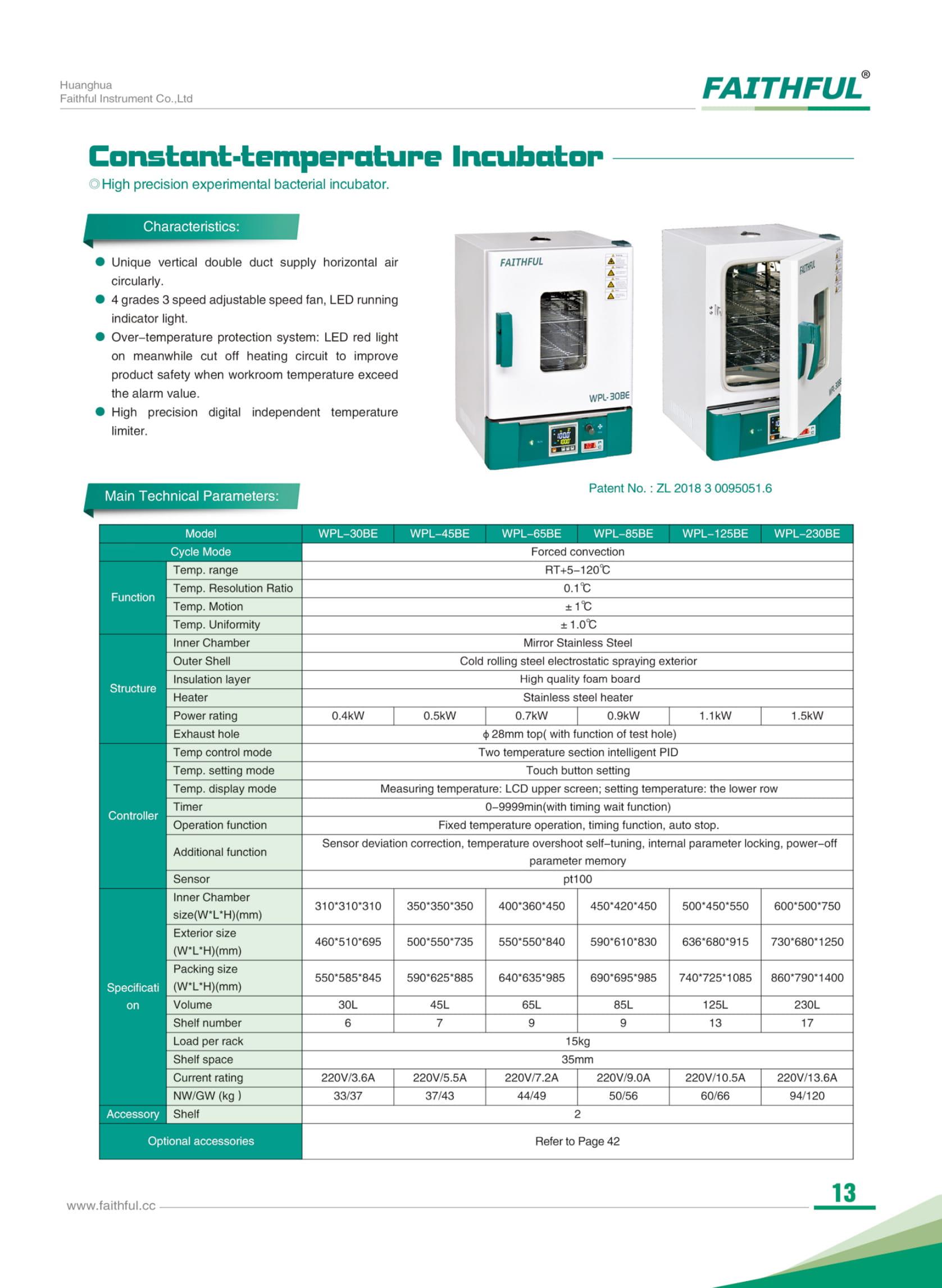 Constant-Temperature-Incubator