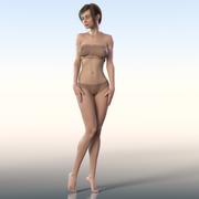 Gina-model-test-001
