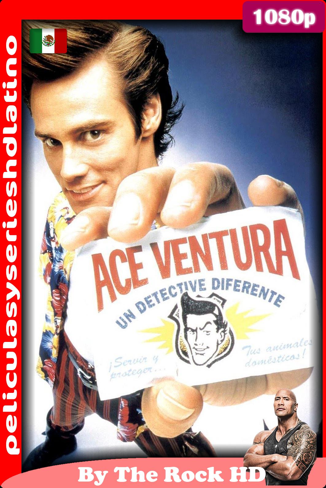 Ace Ventura (1994) [1080p] [Latino] [Google Drive]