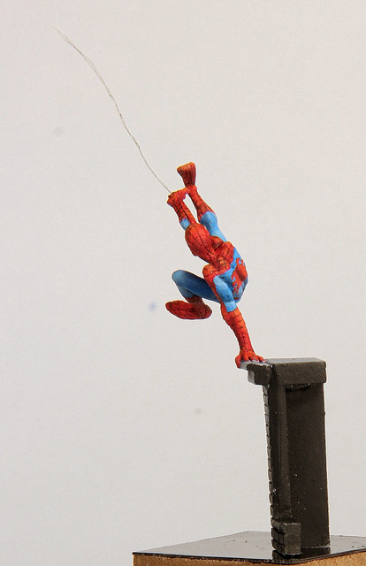 Spiderman (Knight Models 35mm) IMG-3349