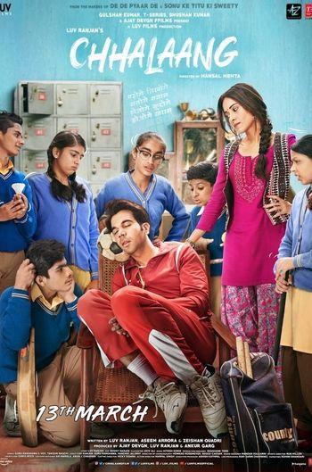 Chhalaang 2020 Hindi 720p WEBRip ESubs Download