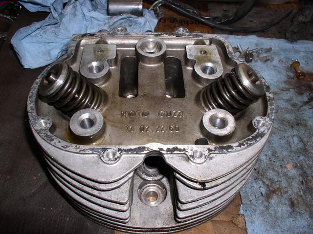 V7 Sport engine teardown 3