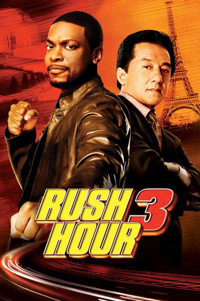 პიკის საათი 3 RUSH HOUR 3