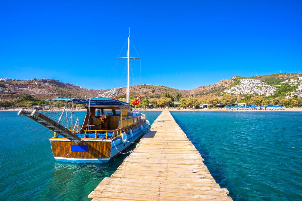 السياحة في تركيا انطاليا